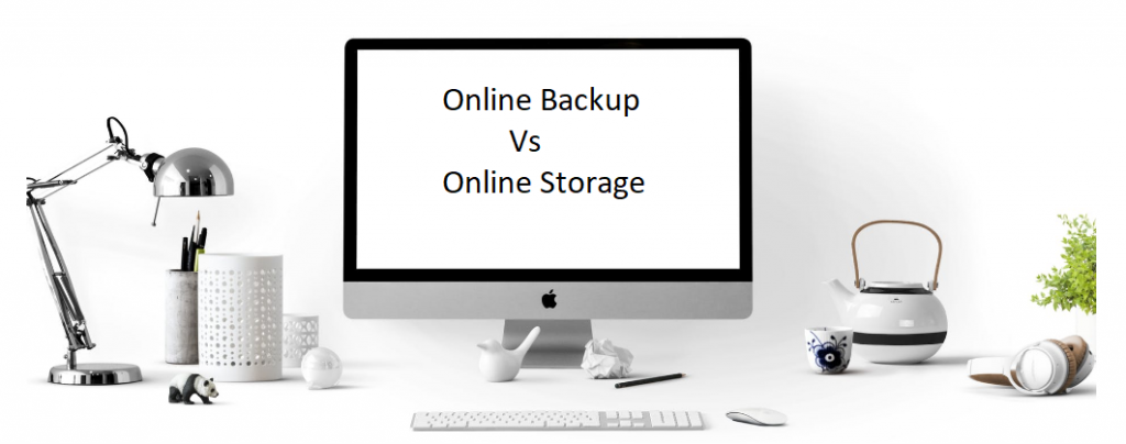 Backup and Storage