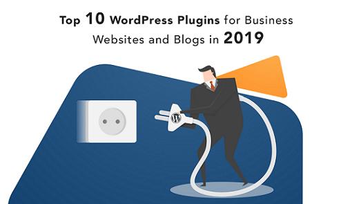 WordPress Plugins for website