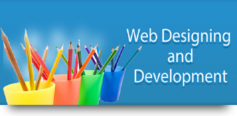 web designing and development