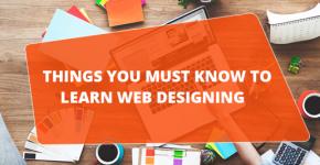 Learn Web Designing