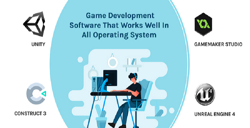 Best Game Development Software Tools For A Game Developer