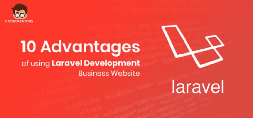 Advantages of Laravel Development