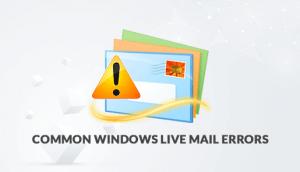 common-windows-live-mail-errors