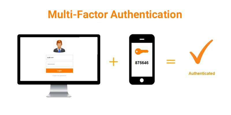 Multi-factor-identification