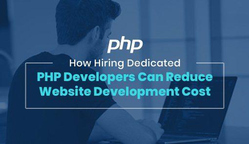 Reduce Website Development Cost